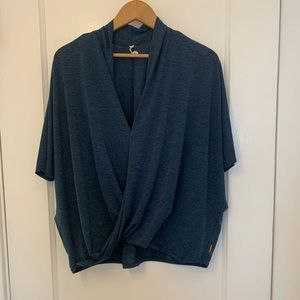 Lucy Wrap Top